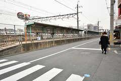 駅の近くには駐輪場があります。(2017-03-06,共用部,ENVIRONMENT,1F)