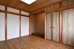 専有部の様子3。(205号室)(2016-11-15,専有部,ROOM,2F)