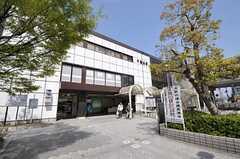 JR東海道本線・千里丘駅の様子。(2011-04-10,共用部,ENVIRONMENT,1F)