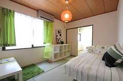専有部の様子3。モデルルームです。(101号室)(2011-04-10,専有部,ROOM,1F)