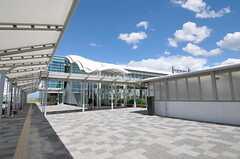 JR東海道本線・岸辺駅の様子2。(2012-09-13,共用部,ENVIRONMENT,1F)