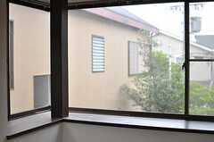 窓の様子。(204号室)(2014-05-16,専有部,ROOM,2F)