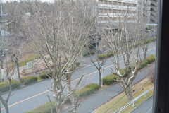 窓から見える景色。(310号室)(2017-03-07,専有部,ROOM,3F)