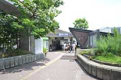 阪急線・吹田駅の様子。(2015-07-29,共用部,ENVIRONMENT,1F)