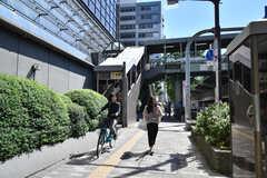 各線・江坂駅の様子。(2019-09-10,共用部,ENVIRONMENT,1F)