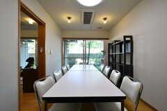 リビング脇の談話室。(2017-07-20,共用部,OTHER,1F)