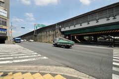 駅からシェアハウスまでは徒歩1分です。(2013-06-24,共用部,ENVIRONMENT,1F)