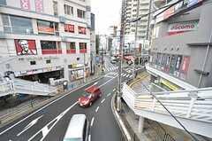 阪急宝塚線・豊中駅前の様子。(2015-07-07,共用部,ENVIRONMENT,1F)
