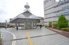 阪急宝塚線・豊中駅の様子。(2015-07-07,共用部,ENVIRONMENT,1F)