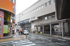 阪急宝塚線・豊中駅の様子2。(2015-07-07,共用部,ENVIRONMENT,1F)