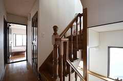 階段の様子。(2015-03-18,共用部,OTHER,3F)