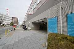 阪急宝塚線・岡町駅の様子。(2015-03-18,共用部,ENVIRONMENT,1F)