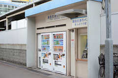各線・蛍池駅前からは関西空港行のバスが出ています。(2017-10-12,共用部,ENVIRONMENT,1F)