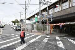 阪急神戸線・神崎川駅の様子。(2019-10-17,共用部,ENVIRONMENT,1F)