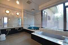 バスルームの様子。(2014-10-16,共用部,BATH,1F)