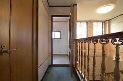 シャワールームの入り口。(2014-10-16,共用部,BATH,2F)
