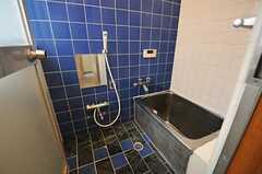 バスルームの様子。(2013-12-09,共用部,BATH,1F)