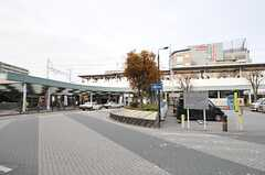 各線・朝霞台駅の様子。(2013-12-09,共用部,ENVIRONMENT,1F)