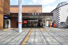 東武東上線・朝霞駅の様子。(2012-08-24,共用部,ENVIRONMENT,1F)