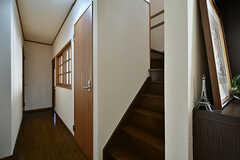 階段の様子。(2017-07-20,共用部,OTHER,2F)