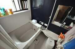 バスルームの様子。(2009-06-17,共用部,BATH,1F)