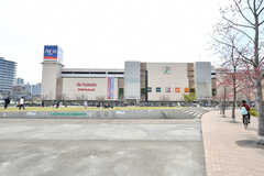 近くにあるショッピングモール「アリオ川口」。映画も見られます。(2020-03-17,共用部,ENVIRONMENT,1F)
