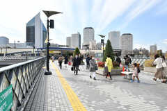 各線・川口駅の様子。(2020-03-17,共用部,ENVIRONMENT,1F)