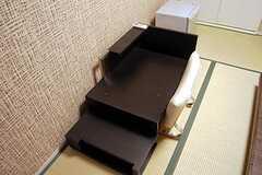 専有部の様子2。(211号室)(2007-12-11,専有部,ROOM,2F)