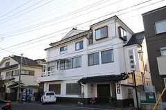 すぐ近くには相撲部屋があります。(2013-11-06,共用部,ENVIRONMENT,1F)