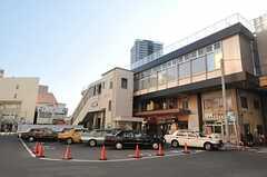 各線・蕨駅の様子。(2013-11-06,共用部,ENVIRONMENT,1F)