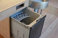 食洗機付きです。(2020-03-16,共用部,LIVINGROOM,2F)