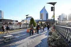 各線・川口駅の様子。(2020-03-16,共用部,ENVIRONMENT,1F)
