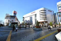 各線・川口駅前の様子。(2020-03-16,共用部,ENVIRONMENT,1F)