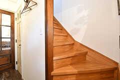 階段の様子。(2017-01-11,共用部,OTHER,1F)