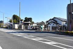 埼玉高速鉄道線・新井宿駅の様子。(2017-01-11,共用部,ENVIRONMENT,1F)