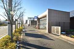 埼玉高速鉄道線・新井宿駅の様子。(2016-01-20,共用部,ENVIRONMENT,1F)