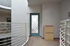 専有部のドア。(202号室)(2016-06-01,専有部,ROOM,2F)