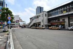 JR京浜東北線・蕨駅の様子。(2021-07-07,共用部,ENVIRONMENT,1F)