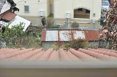 窓から見える景色。(201号室)(2012-03-19,専有部,ROOM,2F)