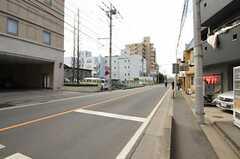 各線・川口駅からシェアハウスへ向かう道の様子。(2012-03-19,共用部,ENVIRONMENT,1F)