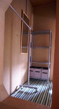 202号室の様子。 ※事業者様提供素材(2015-08-08,専有部,ROOM,1F)