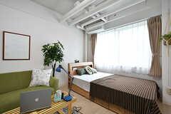専有部の様子3。モデルルームです。(108号室)(2017-04-17,専有部,ROOM,1F)