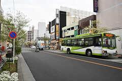 JR・西川口駅前の様子。(2017-04-17,共用部,ENVIRONMENT,1F)