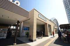 西武池袋線・ひばりヶ丘駅の様子。(2015-03-26,共用部,ENVIRONMENT,1F)