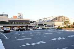 西武池袋線・ひばりヶ丘駅の様子。(2016-10-20,共用部,ENVIRONMENT,1F)
