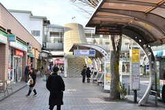 西武池袋線・清瀬駅の様子。(2019-12-18,共用部,ENVIRONMENT,1F)