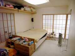 専有部の様子。(101号室)(2007-03-22,専有部,ROOM,1F)