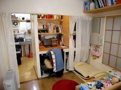 専有部の様子2。(101号室)(2007-03-22,専有部,ROOM,1F)