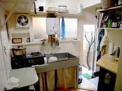 専有部の様子3。(101号室)(2007-03-22,専有部,ROOM,1F)