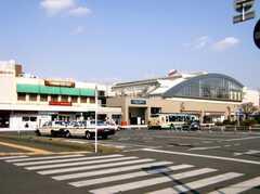 西武池袋線ひばりヶ丘駅(2007-03-22,共用部,ENVIRONMENT,1F)